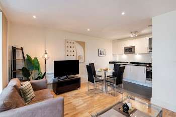 Great Suffolk St Apartment in Waterloo