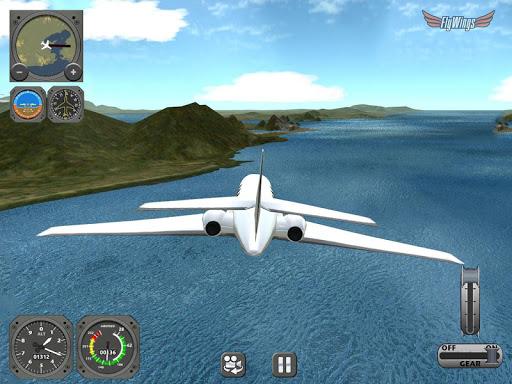 Flight Simulator 2013 FlyWings - Rio de Janeiro apktram screenshots 9