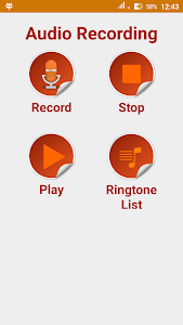 Name & Audio Ringtone Maker screenshot 3