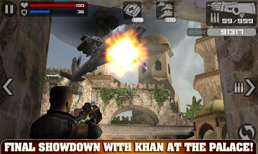 FRONTLINE COMMANDO screenshot 4