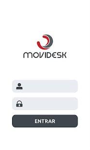 Movidesk - náhled