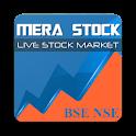 Mera Stock - Live Stock Market Quotes icon