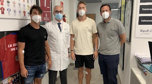 Ripoll abrirá una clínica en el nuevo Estadio Mediterráneo