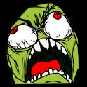 Rage Face Live Wallpaper+Share icon