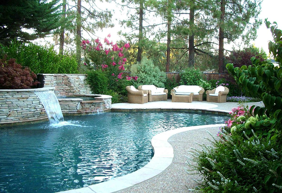 Thiết kế hồ bơi