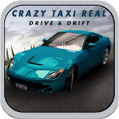 Crazy Taxi Real Drive & Drift