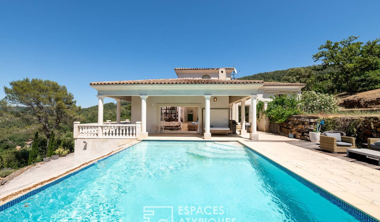 Maison avec piscine et terrasse Solliès-Toucas