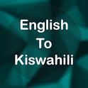 English To Swahili Translator Offline and Online icon