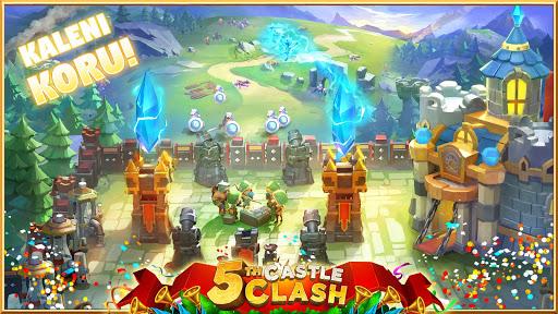 Castle Clash Korkusuz Taku0131mlar 1.3.7 Screenshots 2