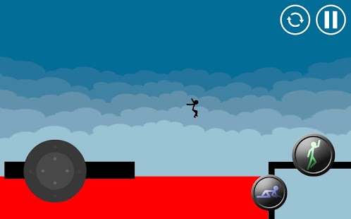 Stickman Parkour Platform- screenshot thumbnail