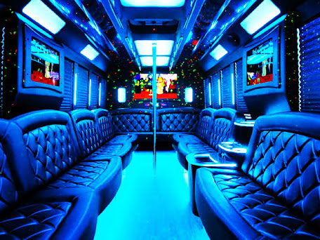 Party Bus Group Orange County on Google