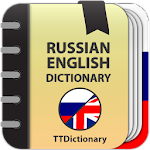 Russian-English and English-Russian dictionary Icon