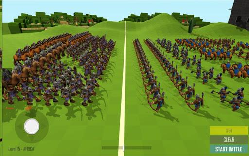 Medieval Battle Simulator: Sandbox Strategy Game 1.5 screenshots 9