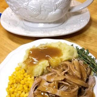 Trisha Yearwood's Crock Pot Pork Tenderloin.