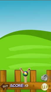 Slingshot. Shooter. Developing game. 3+ - náhled