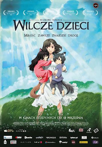 Polski plakat filmu 'Wilcze Dzieci'