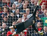 David De Gea meilleur gardien de Premier League. Courtois cinquième