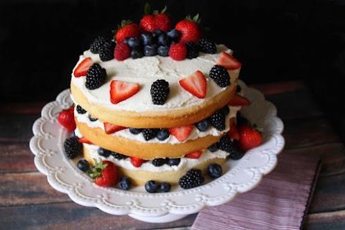 Gentilly Cake