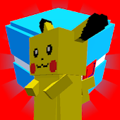 Pixelmon Go ! Poket Edition