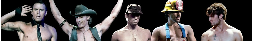 Magic Mike XXL Soundtrack Banner