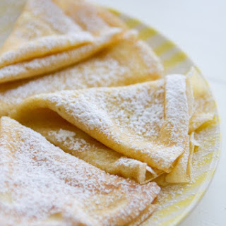 French Dessert Crepes Recipes