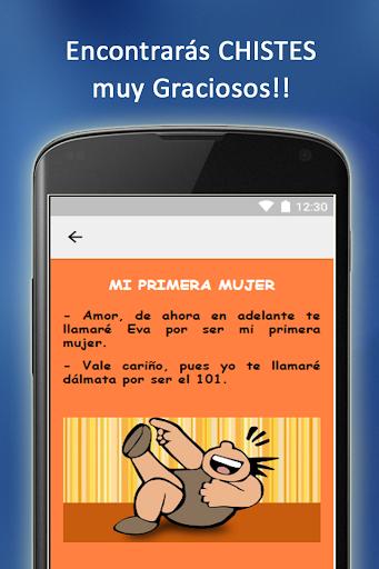 Chistes Cortos Buenos Gracioso 1.03 screenshots 3