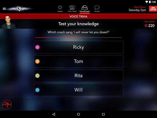The Voice UK screenshot 5