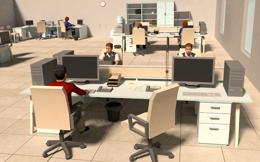Virtual Office Goosebumps Angry Boss 3D 1.1 screenshots hack proof 1