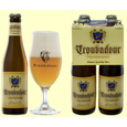 Logo of Musketeers Troubadour Blond Ale
