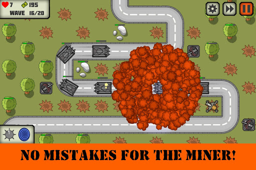 Tactical V: Tower Defense Game 1.3 screenshots 6