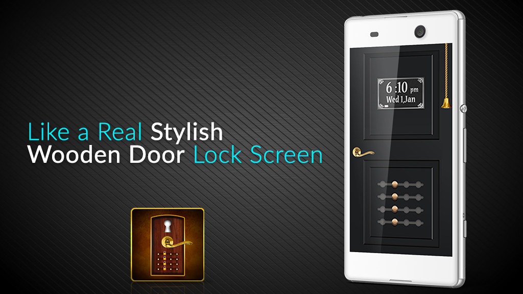 unique wooden electronics unique door lock awesome screen lock android apps on google play