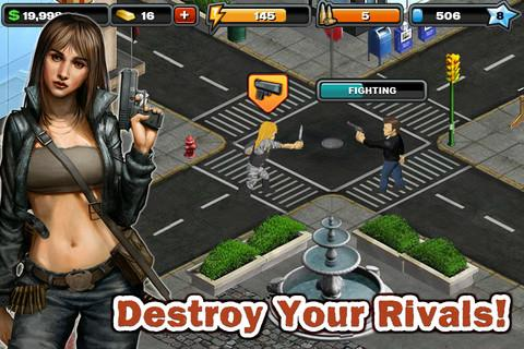 Crime City (Action RPG) 8.6.7 screenshots 11