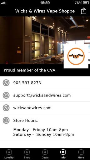 Wicks Wires Vape Shoppe