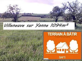 Terrain 1094 m2