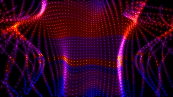 Trance 5D Music Visualizer Screenshot