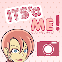 ITS'a ME! Girl Avatar Camera icon