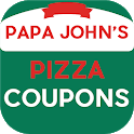 Coupons for Papa John's Pizza Deals & Discounts icon