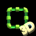 The plumber 3D - pipe twister puzzle tap game icon