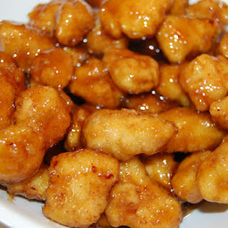 Orange Bread Crumbs Chicken Recipes