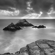 Photo: This is my contribution to the #LongExposureThursday theme, kindly curated by +Francesco Gola and +Le Quoc, the #ThirstyThursday theme, kindly curated by +Giuseppe Basile, the #FineArtPls theme, curated by the lovely +Marina Chen , the #BWFineArtLE theme, curated by the amazing Mr +Joel Tjintjelaar and +Black and White Fine Art Photography Gallery and finally the #PlusPhotoExtract theme, run by the hard working +Jarek Klimek   This was shot from the Cliff House vantage point near Sutro Baths, shoulder to shoulder with my dear friend +Nathan Wirth in May this year...what a wonderful trip that was!!  All thoughts and comments welcome.  Please visit my website to view more of my images: http://www.createwithlightphotography.com  #PlusPhotoExtract #GrantMurray #CreateWithLightPhotography #BWFineArtLE #FineArtPls