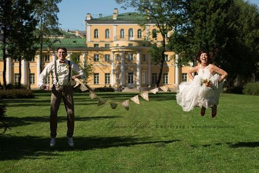 Свадебный фотограф Оксана Гурова (gurova). Фотография от 24.12.2015