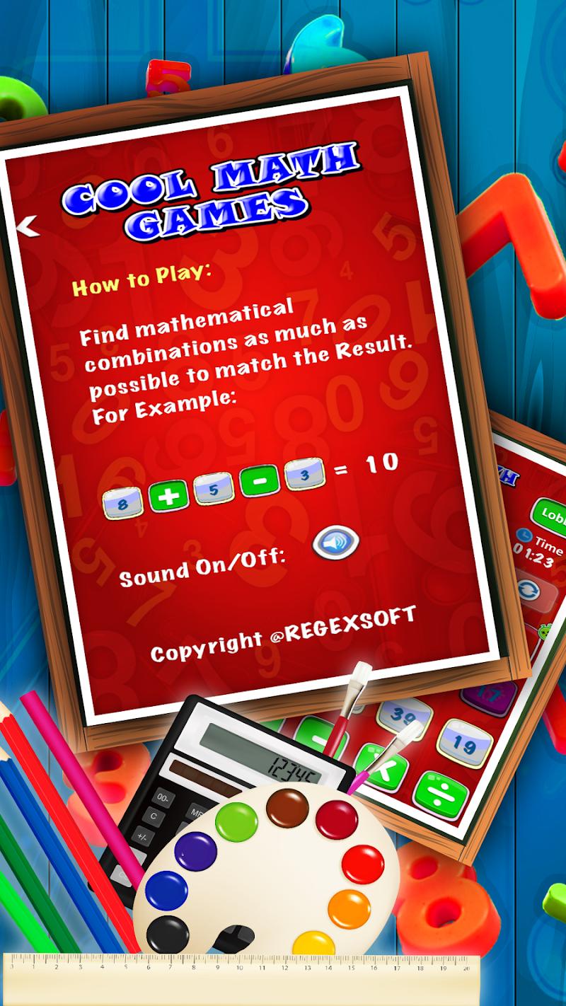 Скриншот Speedy Owl Mathematics Battle - Cool Math Games