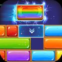 Jewel Sliding - Drop Puzzle icon