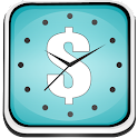 ClockIt Paycheck Hours Paid icon