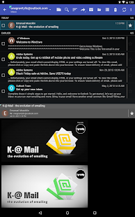 K-@ Mail Pro - Email App Screenshot