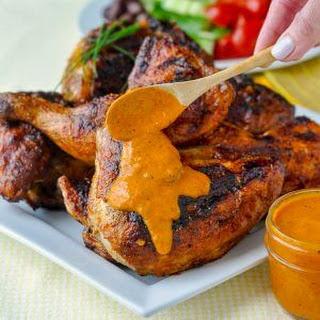 Peri Peri Sauce for Portugese Chicken