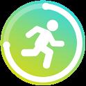 winwalk pedometer - walk, run, sweat & win rewards icon