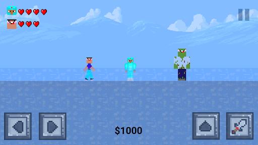 Noob vs Pro vs Hacker vs God: Story and PvP game! 5.0.0.2 screenshots 9
