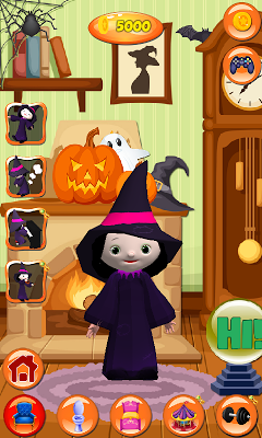 Talking Witch - screenshot