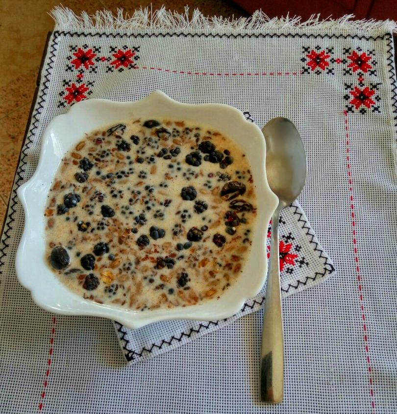 Рецепт приготування граноли до сніданку